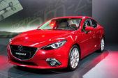 Mazda 3 on IAA 2013 — Stock Photo