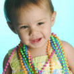 Little girl — Stock Photo #13924043