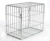 Wire animal cage — Stock Photo