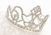 Crown or tiara — Stock Photo