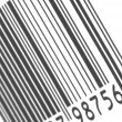 Barcode - an illustration of buying and selling — Stock Photo