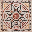 Stock Photo: Ancient marble mosaic. Europa