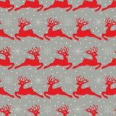 Christmas pattern/background — Stock Vector