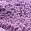 Stock Photo: Purple microfiber
