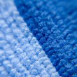 Royalty-Free Stock Photo: Macro microfiber