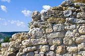 Kamienny mur rzemiosła — Zdjęcie stockowe