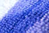 Extra zoomed microfiber — Stock Photo