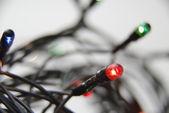 红色二极管 — 图库照片