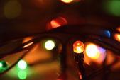 Gele diode — Stockfoto