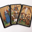 Tarot — Stock Photo