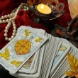 Stock Photo: Tarot