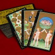 cartes de Tarot — Photo