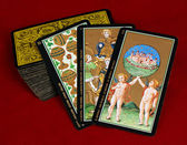 Tarot cards — Stock Photo