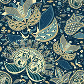 Seamless ethnic pattern — Vetorial Stock
