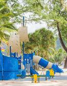The playground. — Stock Photo