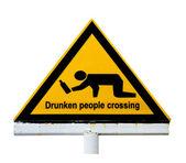 Background design for heavy drinker. — Stock Photo