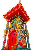 Juytuay Shrine at Phuket. — Stock Photo