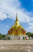 The gold pagoda. — Stock Photo