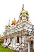 The renovation Wat Pranangsang, Phuket, Thailand. — Stock Photo