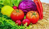 Mix vegetables. — Stock Photo