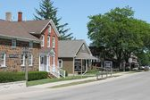 Amana Colonies Iowa — Stock Photo