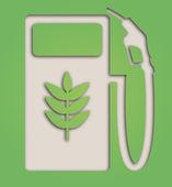 Biofuel symbol — Stock Vector