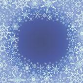Fenster frost — Stockvektor