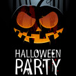 Halloween party. — Stock Vector #13711368