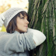 Girl portrait. - Stockfoto
