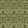 Damask wallpaper. — Stock Photo