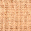 Burlap background — 图库照片