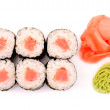 Japanese cuisine - Stock Photo