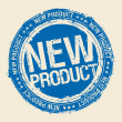 New product stamp. - Stock Vector