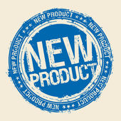 New product stamp. — Stock Vector