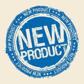 Yeni ürün damgası. — Stok Vektör