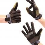 Gesturing hands in sport wear — Stock Photo #14201730