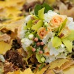 Wedding bouquet. — Stock Photo #14202353