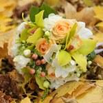 Wedding bouquet. — Stock Photo #14202355