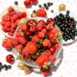 Summer berries. — Stock Photo