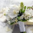 Bridal bouquet. — Foto Stock