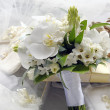 Stock Photo: Bridal bouquet.