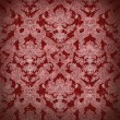 Dark red renaissance background — Stockfoto