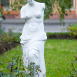 Aphrodite of melos (venus de milo) statue - Stock Photo