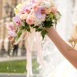 Wedding bouquet — Stock Photo #14208815