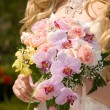 Wedding bouquet — Stock Photo #14208835
