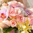 Wedding bouquet — Stock Photo #14208837