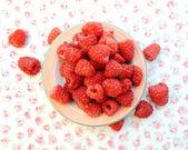 Raspberry. — Stock Photo