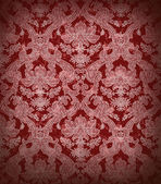 Dark red renaissance background — Stock Photo