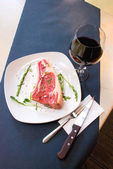 Gourmet fillet mignon steak — ストック写真