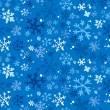 Winter seamless background. — Imagen vectorial